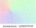 stipple background texture  ... | Shutterstock .eps vector #1290579745