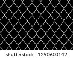 abstract geometry pattern in... | Shutterstock .eps vector #1290600142