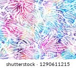 Colorful Tie Dye Fabric Snake...