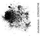 scratch grunge urban background.... | Shutterstock .eps vector #1290630748