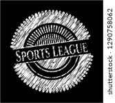 sports league written on a... | Shutterstock .eps vector #1290758062