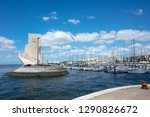 lisbon   portugal   may 11 ... | Shutterstock . vector #1290826672