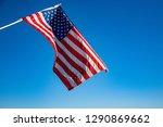 usa national flag   Shutterstock . vector #1290869662