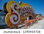 las vegas  nevada    october 15 ... | Shutterstock . vector #1290935728
