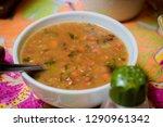 restaurant food from minas... | Shutterstock . vector #1290961342