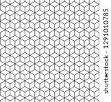 geometric seamless pattern....   Shutterstock .eps vector #1291010785