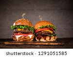 close up of home made tasty... | Shutterstock . vector #1291051585