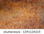 rust on wall background texture ... | Shutterstock . vector #1291124215