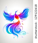 phoenix   Shutterstock .eps vector #129122618