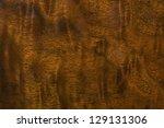 Antique Buffet Wood Grain ...