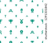contest icons pattern seamless...   Shutterstock .eps vector #1291331842