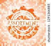 assortment abstract emblem ... | Shutterstock .eps vector #1291366885