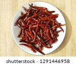thai spicy flavouring   fried... | Shutterstock . vector #1291446958