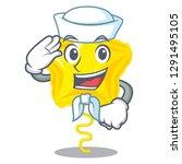 sailor star balloon was flown... | Shutterstock .eps vector #1291495105