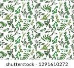 seamless pattern  texture print ... | Shutterstock .eps vector #1291610272