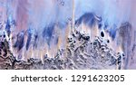 volcanoes of the seabed ... | Shutterstock . vector #1291623205