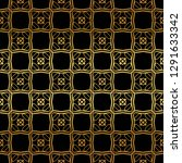 luxury geometric pattern with... | Shutterstock .eps vector #1291633342