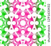 pink  green color vector... | Shutterstock .eps vector #1291633432