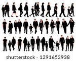 white background set of... | Shutterstock .eps vector #1291652938
