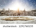 table background of free space... | Shutterstock . vector #1291760155