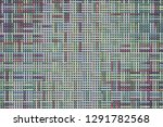 abstract illustrations of woven ... | Shutterstock . vector #1291782568