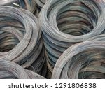 high quality small coil iron... | Shutterstock . vector #1291806838