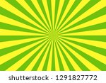 the cartoon style green and... | Shutterstock .eps vector #1291827772