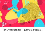 color texture background.... | Shutterstock .eps vector #1291954888