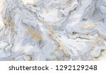 White Marble Pattern With...