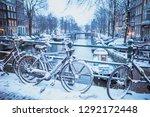 amsterdam  netherlands  ... | Shutterstock . vector #1292172448