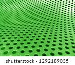 macro photo of perforated... | Shutterstock . vector #1292189035