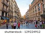 Barcelona July 25  Shopping...