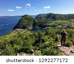 east coast trail  newfoundland... | Shutterstock . vector #1292277172