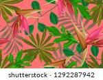 hi quality fashion design....   Shutterstock . vector #1292287942