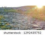 landscape view in nordkapp...   Shutterstock . vector #1292435752
