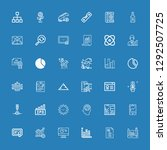 editable 36 infographic icons...