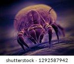 3d rendered illustration of a...   Shutterstock . vector #1292587942