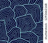vector seamless pattern.... | Shutterstock .eps vector #1292662168