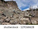 Large Boulders That Have Broke...