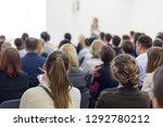 business and entrepreneurship... | Shutterstock . vector #1292780212