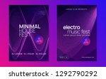 music fest. creative... | Shutterstock .eps vector #1292790292