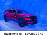 detroit  mi usa   january 14 ...   Shutterstock . vector #1292833372