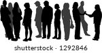 people12 | Shutterstock .eps vector #1292846