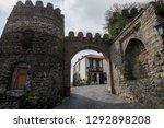 signagi  georgia  circa august... | Shutterstock . vector #1292898208