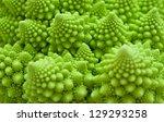 Fresh Green Cabbage Romanesco ...