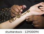 tattoo | Shutterstock . vector #12930094