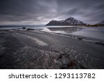 skagsanden  lofoten  norway... | Shutterstock . vector #1293113782