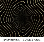 gold luxurious circle pattern... | Shutterstock .eps vector #1293117208