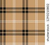 tartan plaid seamless pattern... | Shutterstock .eps vector #1293210802