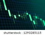 stock market or forex trading... | Shutterstock . vector #1293285115